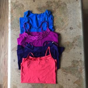 🌸NWT🌸 NWOT🌸Limited tanks 🌸 Selling as a bundle